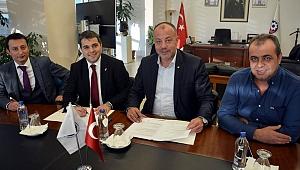 ÇTSO'da imzalar atıldı
