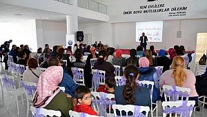 Ebeveynlere eğitim semineri