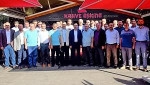 """Erdoğan; """"Doğru ve iyi işler yapmanın peşindeyiz"""""""