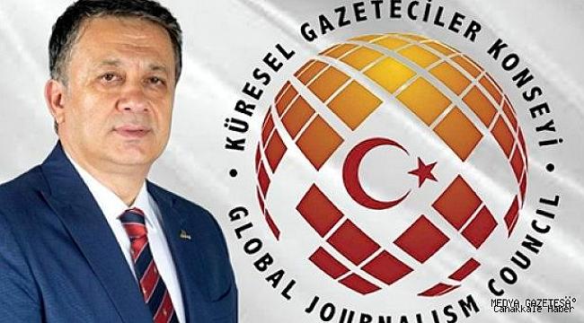 Küresel Gazeteciler Konseyi kuruldu
