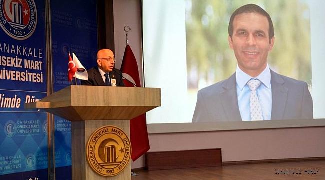 Prof. Dr. Cengiz Akbulak anıldı