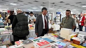 Türkan Saylan Belediye Sosyal Tesisleri'nde Kitap Günleri