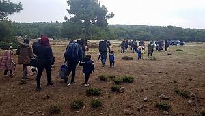 818 kaçak göçmen yakalandı