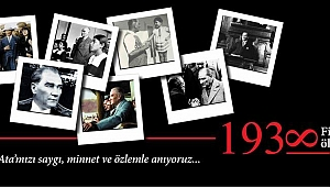 Başkan Gökhan'dan 10 Kasım mesajı