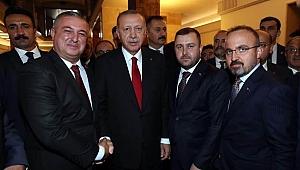 Başkan Oruçoğlu Ankara'da