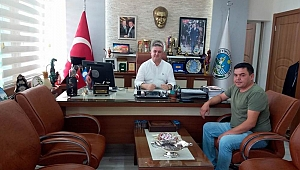 Başkan Oruçoğlu'ndan Kara'ya teşekkür
