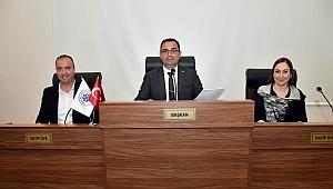 Biga Belediye Meclisi toplandı
