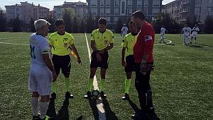 Çanakkale'de Ustalar Futbol Ligi başladı
