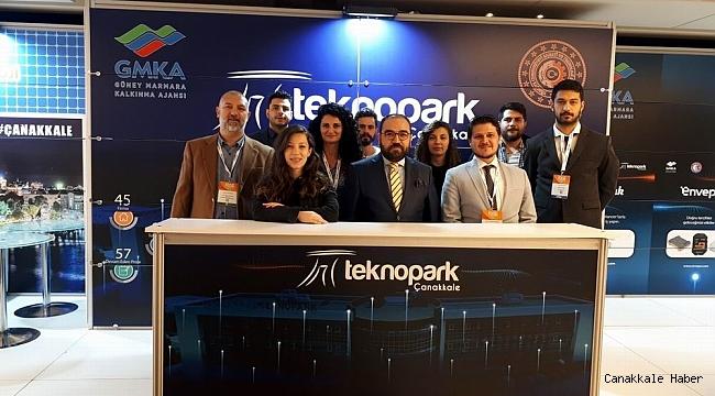 Çanakkale Teknopark, Smart Future World Expo Fuarı'nda