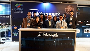 Çanakkale Teknopark, Smart Future World Expo Fuarı'nda