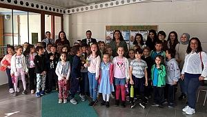 Çocuk Kültür Evi'nde Okul Buluşmaları