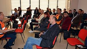 ÇTSO'da mesleki yeterlilik sınavları