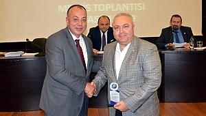 ÇTSO, üyelerini onurlandırdı