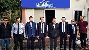Limak Enerji, Enerji Çalışanları Haftası'nı ekibiyle birlikte kutladı
