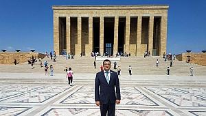 """Öz; """"Atatürk; ülkemizin bizi biz yapan değeridir"""""""