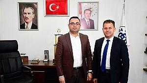 Özkan'dan Başkan Erdoğan'a ziyaret