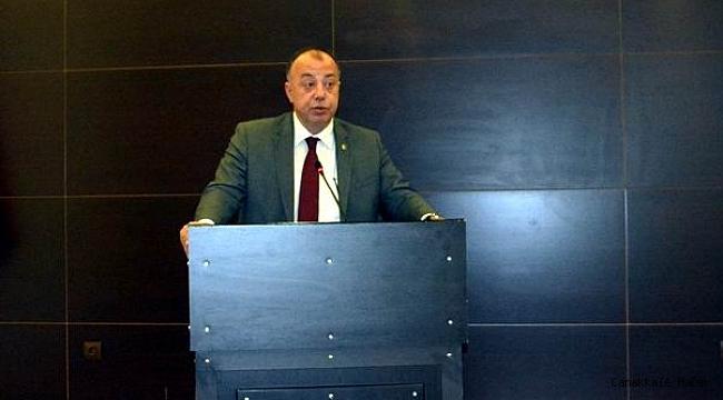 """Semizoğlu; """"ÇTSO kimseyle kavgalı değil"""""""