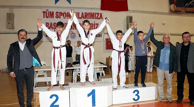 Taekwondo şampiyonasına yoğun ilgi