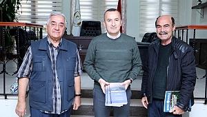 Tunçoku ve Kaynaş'tan Çanakkale Barosu'na ziyaret