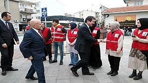 Türk Kızılayı, bağışçıları için mevlit okuttu