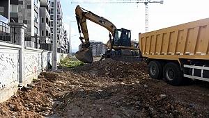 Yeni kentsel gelişim bölgesinde ihtiyaçlar gideriliyor