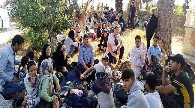 89 kaçak göçmen yakalandı