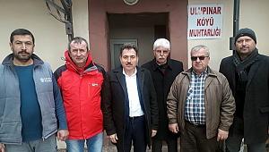 AK Parti köy turlarına başladı