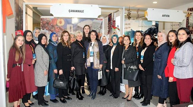 AK Partili kadınlar Ankara'da buluştu