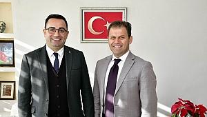 Başkan Erdoğan'dan Özkan'a ziyaret
