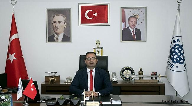 Başkan Erdoğan'dan teşekkür