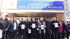 CHP'lilerden ÇED raporuna itiraz