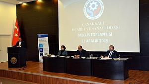 ÇTSO Meclis toplantısı gerçekleştirildi