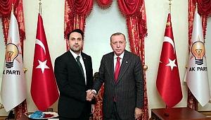 Naim Makas, AK Parti İl Başkanı oldu
