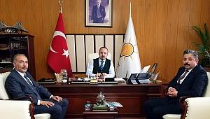 """Turan; """"Tek derdimiz Çanakkale'mizin sorunlarını en aza indirmek"""""""