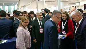 Türkiye Kooperatifler Fuarı'na ziyaretçi akını
