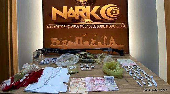 Uyuşturucu operasyonu; 14 gözaltı