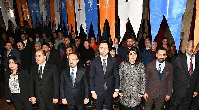 AK Parti'de kongre süreci başladı