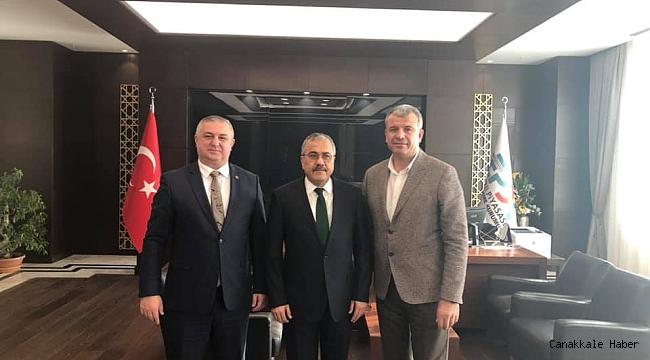 Başkan Oruçoğlu'ndan müjde