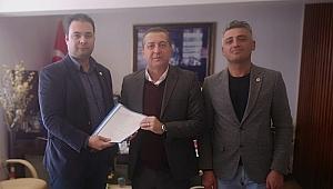 Bozcaada'da toplu iş sözleşmesi