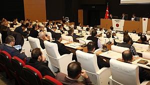 Çanakkale projeleri masaya yatırıldı
