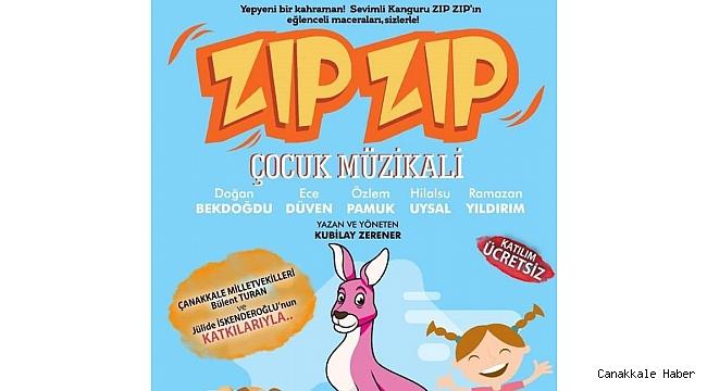 Ezine'de çocuk müzikali