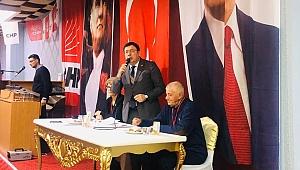 Gelibolu'da CHP kongresi
