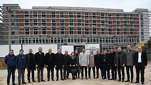 İl Genel Meclis Üyeleri Çan'da buluştu