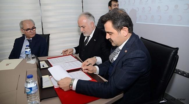 """Kaşdemir; """"Kızılay, Tarihi Alanda yerini alacak"""""""