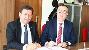 Kepez'de imzalar atıldı