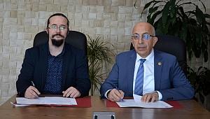 Üniversite-sanayi işbirliği protokolü imzalandı