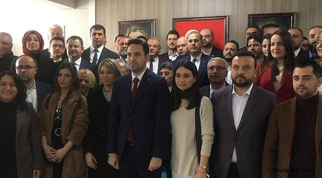 AK Parti'de yeni yönetim açıklandı