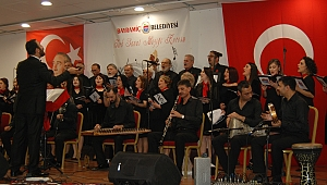 Bayramiç'te muhteşem konser