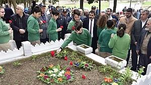 Bigalı Mehmet Çavuş kabri başında anıldı