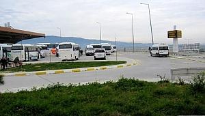 İlçe minibüsleri için şehir içi yasağı geliyor